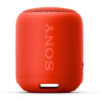SRSXB12/R XB12 Extra Bass Portable Bluetooth Speaker - Red