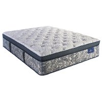 109333-3030 Serta Perfect Sleeper Super Pillow Top Full Size Mattress - Parkville