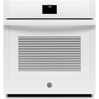 JKS5000DNWW GE 27 Inch Single Wall Smart Oven - 4.3 cu. ft. White