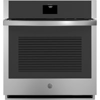 JKS5000SNSS GE 27 Inch Single Wall Smart Oven - 4.3 cu. ft. Stainless Steel
