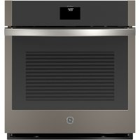 JKS5000ENES GE 27 Inch Single Wall Smart Oven - 4.3 cu. ft. Slate