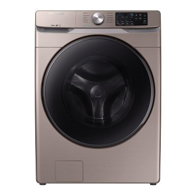 WF45R6100AC Samsung Front Load Washer - 4.5 cu. ft. Champagne