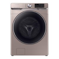 WF45R6300AC Samsung WF6300 Front Load Washer - 4.5 cu. ft. Champagne