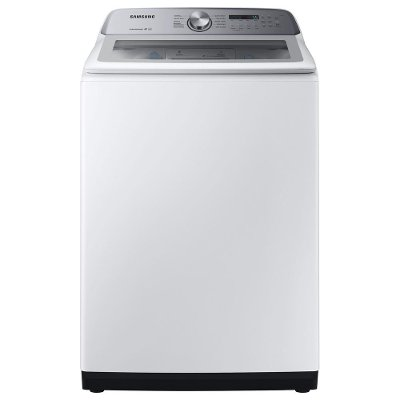 WA50R5200AW Samsung Top Load Pulsator Washer - 5.0 cu. ft. White