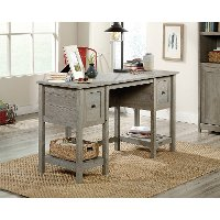 Mystic Gray Home Office Desk - Cottage Road
