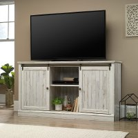 Antique White 61 Inch TV Stand - Barrister Lane