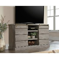 Gray 59 Inch TV Stand - Cannery Bridge