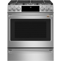 CGS700P2MS1 Cafe 30 Inch Gas Range -  5.6 cu. ft. Stainless Steel