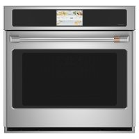 CTS70DP2NS1 Cafe 30 Inch Smart Single Wall Oven - 5.0 cu. ft. Stainless Steel