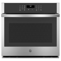 JTS3000SNSS GE 30 Inch Smart Single Wall Oven - 5.0 cu. ft. Stainless Steel