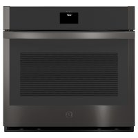 JTS5000BNTS GE 30 Inch Single Wall Smart Oven - 5.0 cu. ft. Black Stainless Steel