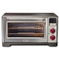 WGCO105S Wolf Gourmet Stainless Steel Countertop Convection Oven