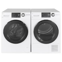 KIT GE 24 Inch Compact Laundry Pair - White