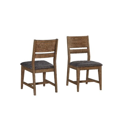 Wood Upholstered Dining Room Chair - Maxwell