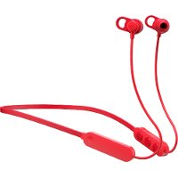 S2JPW-M010 Skullcandy Jib+ Wireless Earbuds - Red