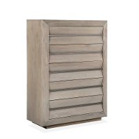 Modern Sandstone Chest of Drawers - Palisade