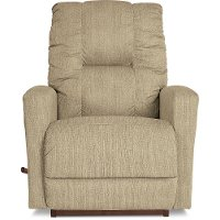 10-767/D160862 Contemporary Khaki Rocker Recliner - Casey