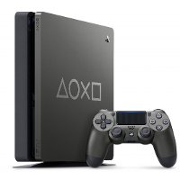 PS4 SCE 303979 Sony Limited Edition Steel Gray Playstation 4 1TB - PS4