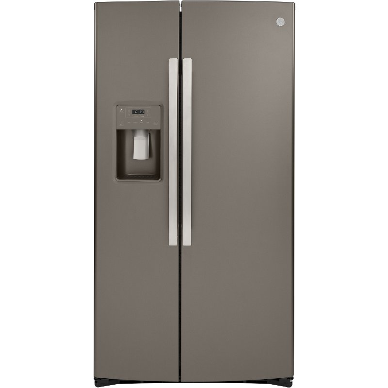 Ge 21 8 Cu Ft Side By Counter