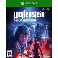 XB1 BET 17402 Wolfenstein: Youngblood - Xbox One