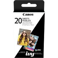 3214C001 Canon 2x3  ZINK Photo Paper Pack (20 Sheets)