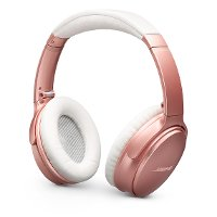 QTCOMFORT-35-II-RGLD Bose QuietComfort 35 Wireless Headphones II - Rose Gold