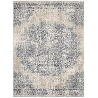 5 x 8 Medium Dharma Medallion Area Rug - Scott Living Expressions