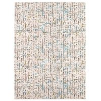8 x 11 Large Wellspring Oyster Beige Area Rug - Scott Living Expressions