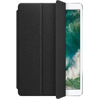 MPUD2ZM/A Apple Leather Smart Cover for 10.5-Inch iPad Air - Black