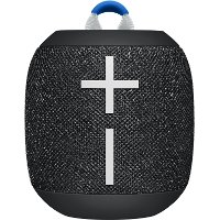 984001547 Ultimate Ears WONDERBOOM 2 Portable Bluetooth Speaker - Deep Space Black
