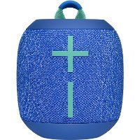 984001550 Ultimate Ears WONDERBOOM 2 Portable Bluetooth Speaker - Bermuda Blue