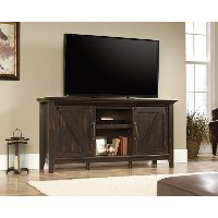 Dark Pine 66 Inch TV Stand - Dakota Pass