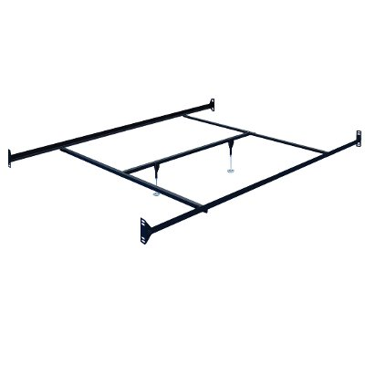 176EKBOLT King Size Bolt-On Bed Rails
