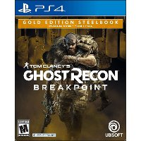 PS4 UBI 09045 Tom Clancy's Ghost Recon Breakpoint: Gold Edition - PS4