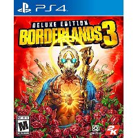 PS4 TK2 57495 Borderlands 3: Deluxe Edition - PS4