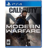 PS4 ACT 88435 Call of Duty: Modern Warfare 2019 - PS4