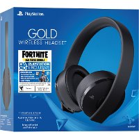 PSE SCE 304675 Sony Fortnite Neo Versa Gold Wireless Headset Bundle