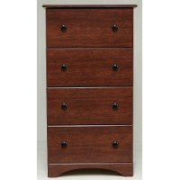 11234 Rustic Cinnamon Brown Chest of Drawers