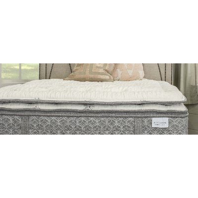 Aireloom Luxury Plush Queen Mattress With Luxury Topper