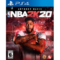PS4 TK2 57525 NBA 2K20 - PS4