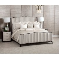 Oliver Ivory King 10 Piece Bedding Collection