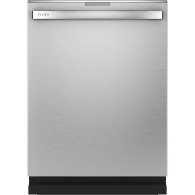 PDT715SYNFS GE Profile Dishwasher with Silverware Jets - Stainless Steel
