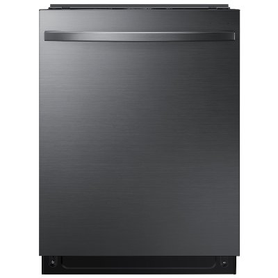 DW80R7061UG Samsung StormWash Dishwasher with Bar Handle - Black Stainless Steel