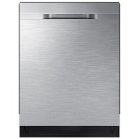 DW80R5060US Samsung 24 Inch StormWash Dishwasher - Stainless Steel