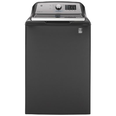 GTW725BPNDG GE Top Load Washer with Tide PODS Dispense - 4.6 cu. ft. Diamond Gray