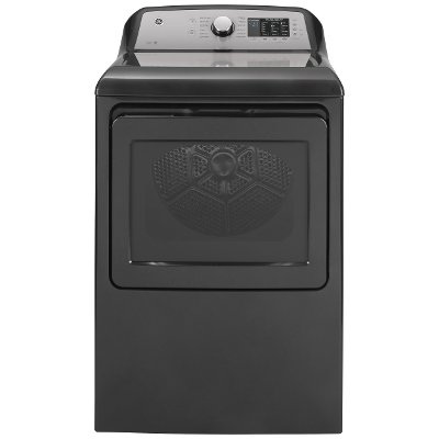 GTD72EBPNDG GE Electric Dryer with HE Sensor Dry - 7.4 cu. ft.