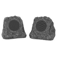 Waterproof Outdoor Rock Bluetooth Speakers - Pair