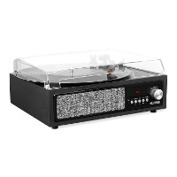Victrola 3-in-1 Bluetooth Record Player with Built in Speakers