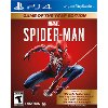 PS4 SCE 304313 Spider-Man: Game of the Year Edition - PS4