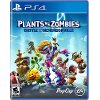 PS4 ELA 37076 Plants vs. Zombies: The Battle for Neighborville - PS4
